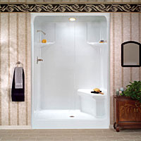 Aqua Glass - Bathtubs & Showers