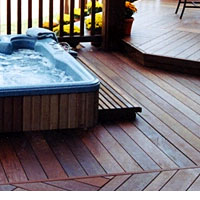 Diamond Hardwoods - Hardwood Decking