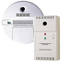 Kidde - Smoke & Carbon Monoxide Alarms