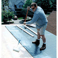 RUBBERALL - Roofing Membrane